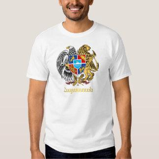 Armenia COA 2 Apparel Tee Shirts