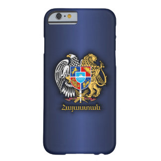 Armenia COA 2 iPhone 6 Case