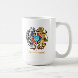 Armenia COA 2 Mug