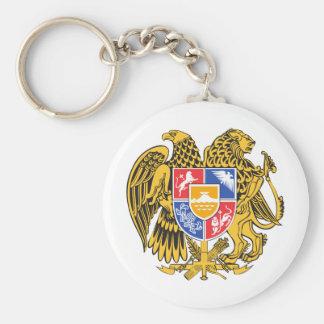 Armenia Coat of arm AM Keychain