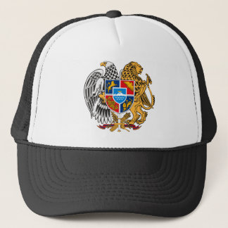Armenia Coat of Arms Hat