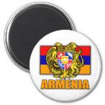 Armenia Coat of Arms Refrigerator Magnets