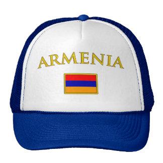 Armenia de oro gorro de camionero