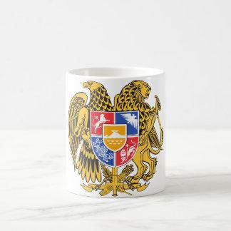 armenia emblem coffee mug