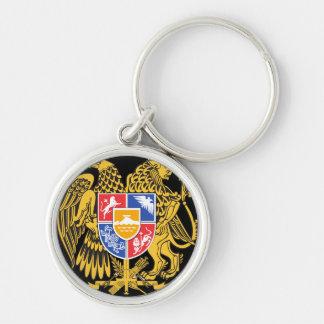 armenia emblem keychain