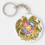 armenia emblem keychains