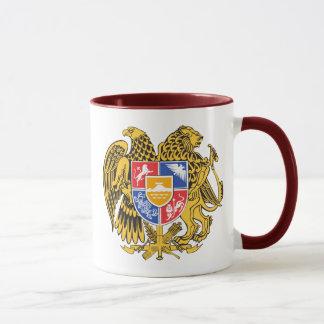 armenia emblem mug