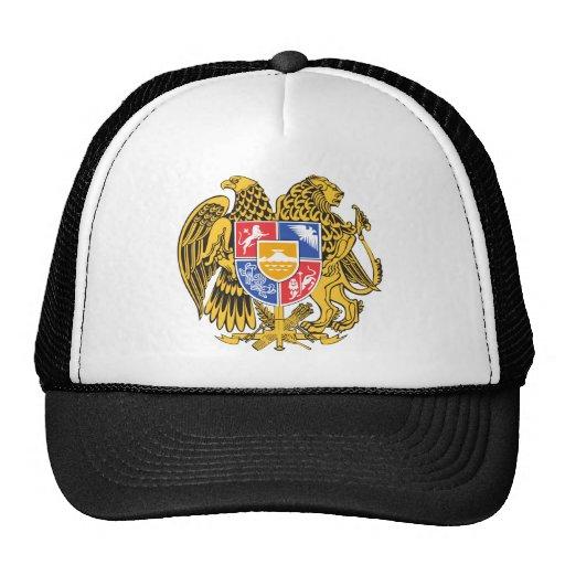 armenia emblem trucker hat