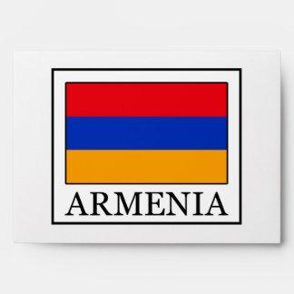 Armenia Envelope