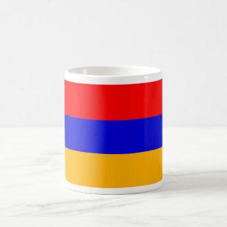 Armenia Flag AM Coffee Mug