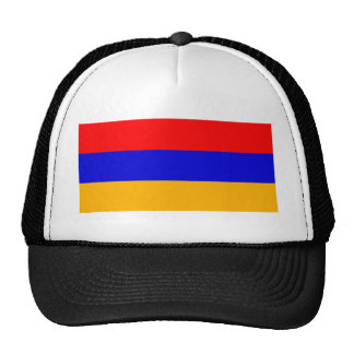 Armenia Flag AM Hat