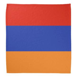 Armenia Flag Bandana