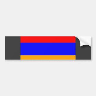 Armenia Flag Bumper Stickers