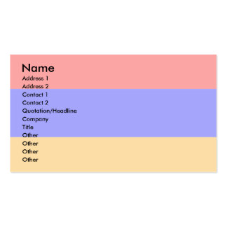 Armenia Flag Business Cards