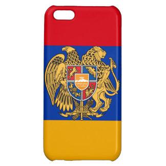 Armenia Flag Case For iPhone 5C