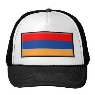 Armenia Flag Trucker Hats