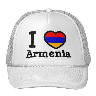 Armenia Flag Mesh Hat