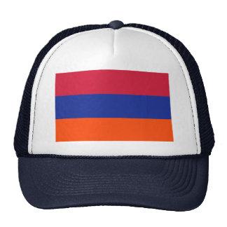 Armenia flag mesh hats