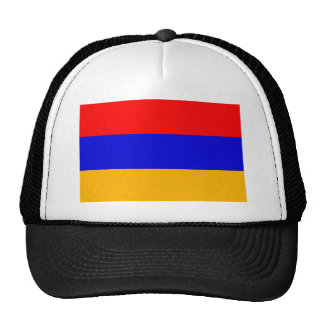 Armenia Flag Hats