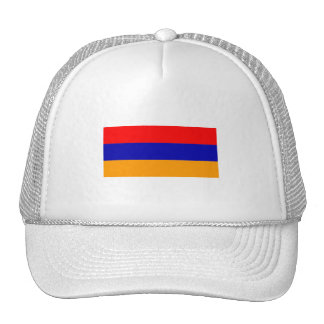 Armenia FLAG International Trucker Hat