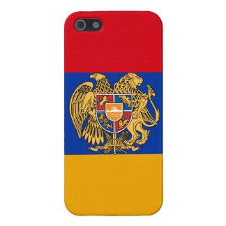 Armenia Flag iPhone 5/5S Covers