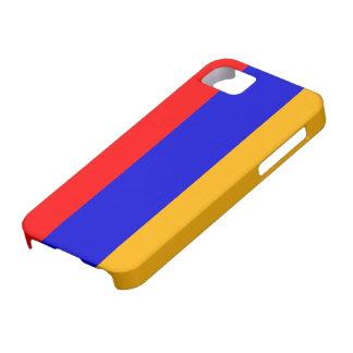 Armenia Flag iPhone 5 Cover
