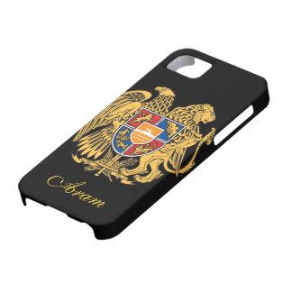 Armenia Flag iPhone SE/5/5s Case