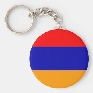 Armenia Flag Keychain
