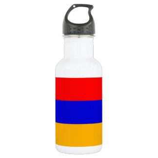 Armenia Flag Liberty Bottle