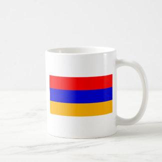 Armenia Flag Classic White Coffee Mug