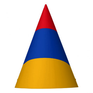 Armenia Flag Party Hat