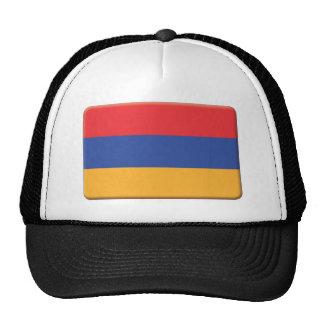 Armenia Flag PERSONALIZE Trucker Hats