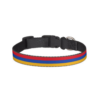 Armenia Flag Pet Collar