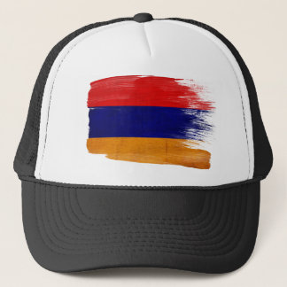 Armenia Flag Trucker Hat