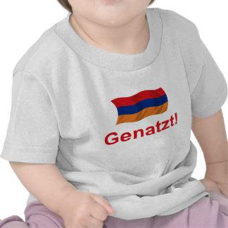 Armenia Genatzt! T Shirts