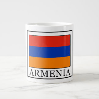 Armenia Giant Coffee Mug