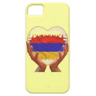 Armenia Glass heart iphone case iPhone 5 Cover
