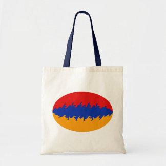 Armenia Gnarly Flag Bag