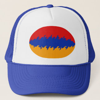 Armenia Gnarly Flag Hat