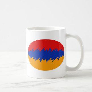 Armenia Gnarly Flag Mug
