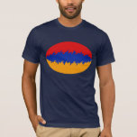 Armenia Gnarly Flag T-Shirt