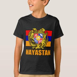Armenia Hayastan Coat of Arms T-Shirt