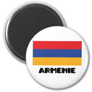 Armenia / Hayastan Magnet