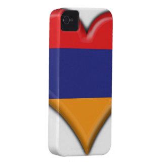 Armenia Heart iPhone Case
