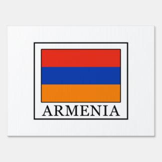 Armenia Letreros