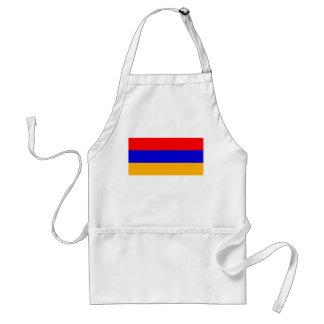Armenia National Flag Adult Apron