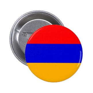 Armenia National Flag Buttons