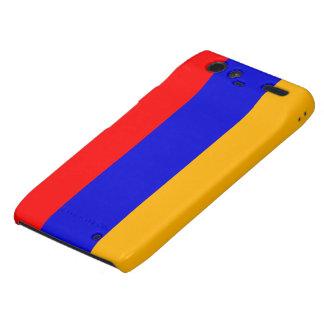 Armenia National Flag Droid RAZR Covers