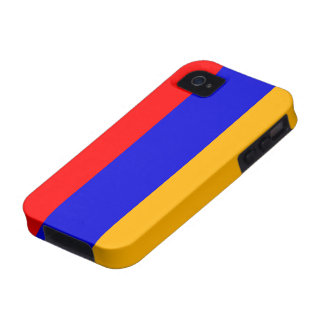 Armenia National Flag Case-Mate iPhone 4 Cases
