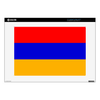 Armenia National Flag Decals For Laptops